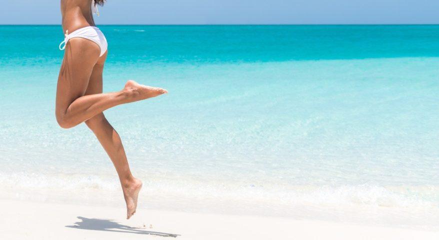 zabiegi kosmetyczne na wakacje - codziennik kosmetyczny