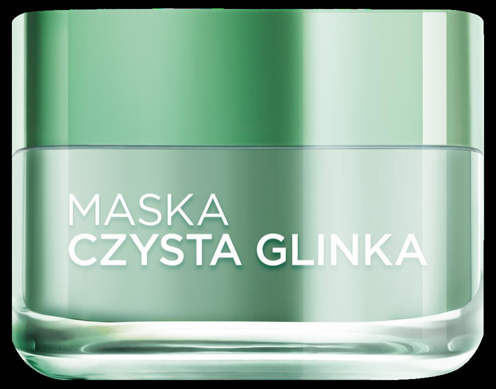 Maska Czysta Glinka oczyszczająco-matująca_Loreal