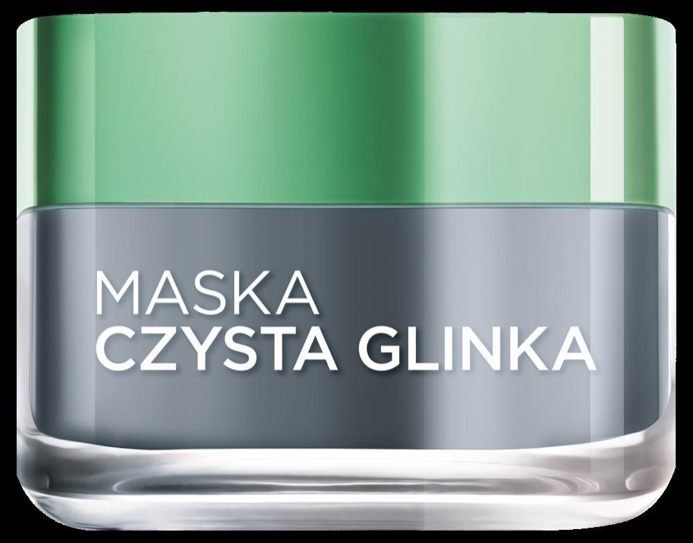 Maska Czysta Glinka detoksykująco-rozświetlająca