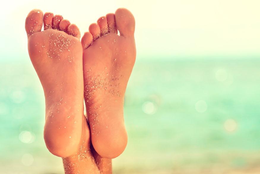 grzybica stóp i paznokci - przyczyny