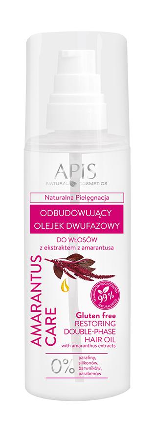 Amarantus Care-olejek do włosów-CodziennikKosmetyczny