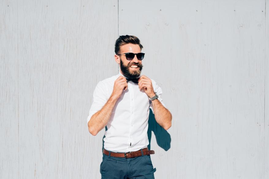 meżczyźni coraz częściej korzystają z zabiegów kosmetycznych