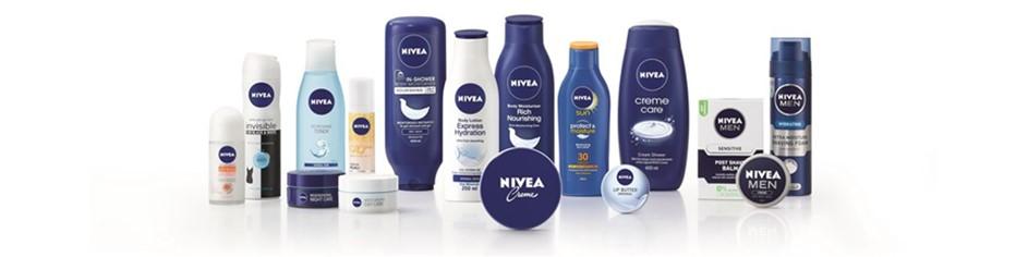 Kosmetyki Nivea historia marki