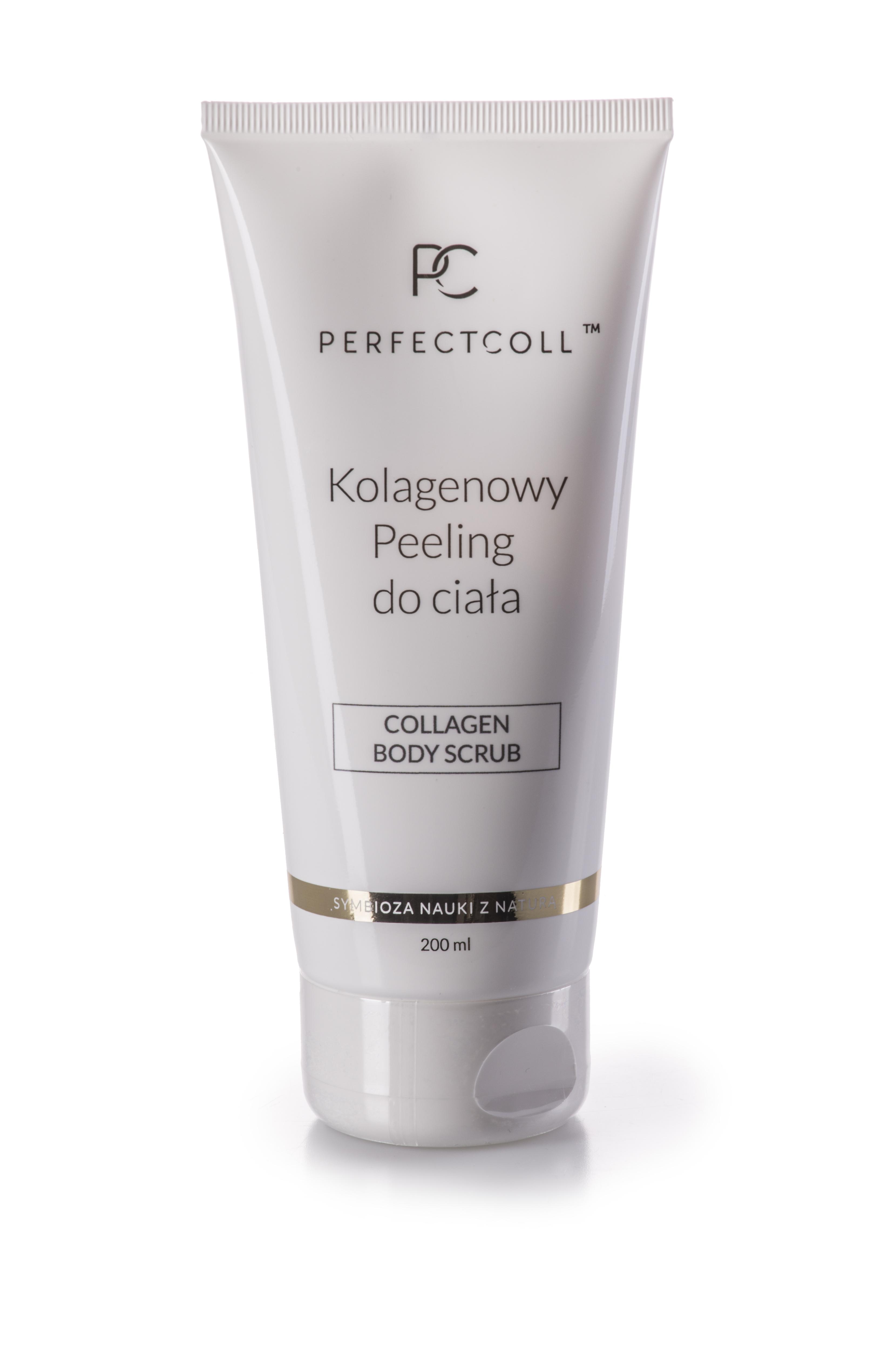 Kolagenowy peeling do ciała_perfect Coll_CodziennikKosmetyczny.pl