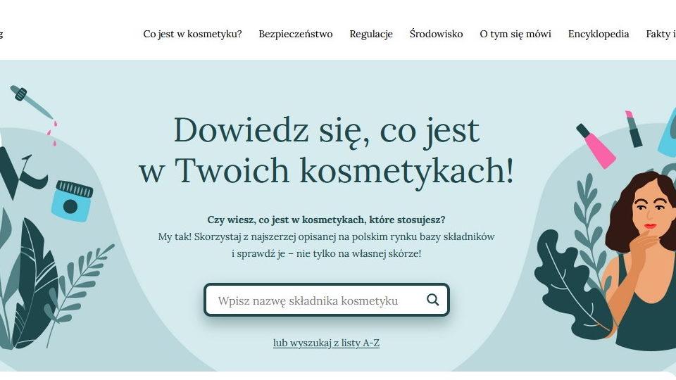 Nowa odsłona Kosmopedii_CodziennikKosmetyczny.pl