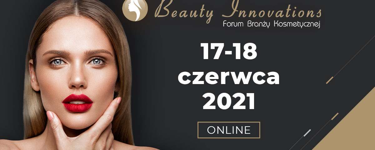 Beauty Innovations 2021 ONLINE_CodziennikKosmetyczny.pl